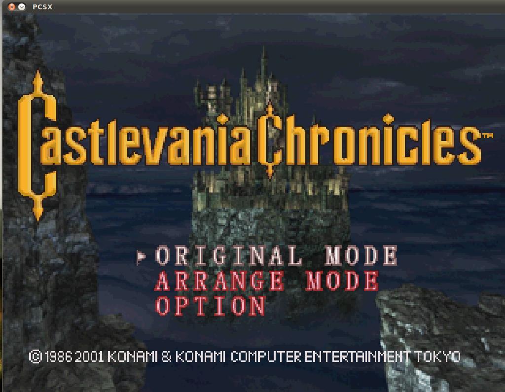 iso psx castlevania: